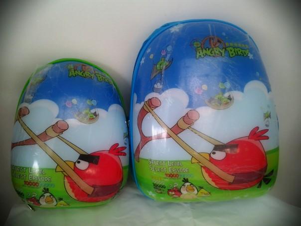Tas Sekolah Angry Birds